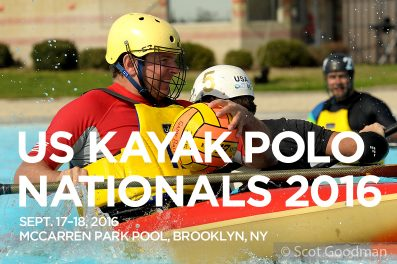 US Kayak Polo Nationals 2016